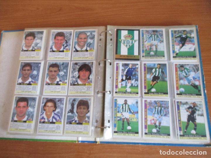 Coleccionismo deportivo: ALBUM LAS FICHAS DE LA LIGA 1999/2000 (CON 405 CROMOS) CAMPEONATO NACIONAL DE LIGA 1ª DIVISION - Foto 25 - 171518562