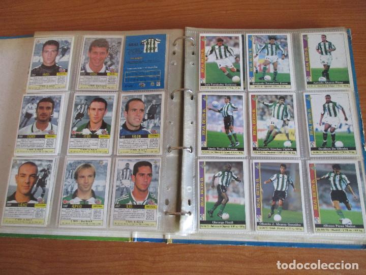 Coleccionismo deportivo: ALBUM LAS FICHAS DE LA LIGA 1999/2000 (CON 405 CROMOS) CAMPEONATO NACIONAL DE LIGA 1ª DIVISION - Foto 26 - 171518562