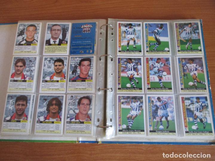 Coleccionismo deportivo: ALBUM LAS FICHAS DE LA LIGA 1999/2000 (CON 405 CROMOS) CAMPEONATO NACIONAL DE LIGA 1ª DIVISION - Foto 28 - 171518562