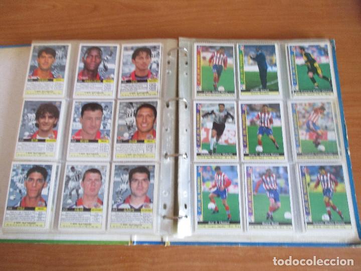 Coleccionismo deportivo: ALBUM LAS FICHAS DE LA LIGA 1999/2000 (CON 405 CROMOS) CAMPEONATO NACIONAL DE LIGA 1ª DIVISION - Foto 29 - 171518562