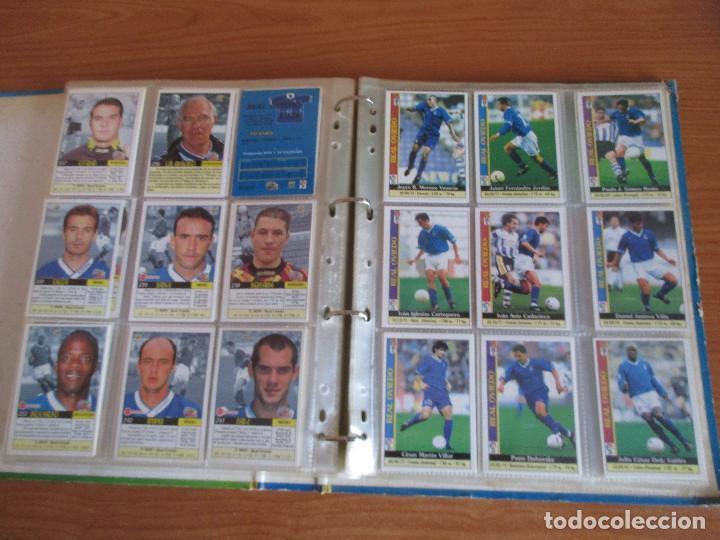 Coleccionismo deportivo: ALBUM LAS FICHAS DE LA LIGA 1999/2000 (CON 405 CROMOS) CAMPEONATO NACIONAL DE LIGA 1ª DIVISION - Foto 32 - 171518562