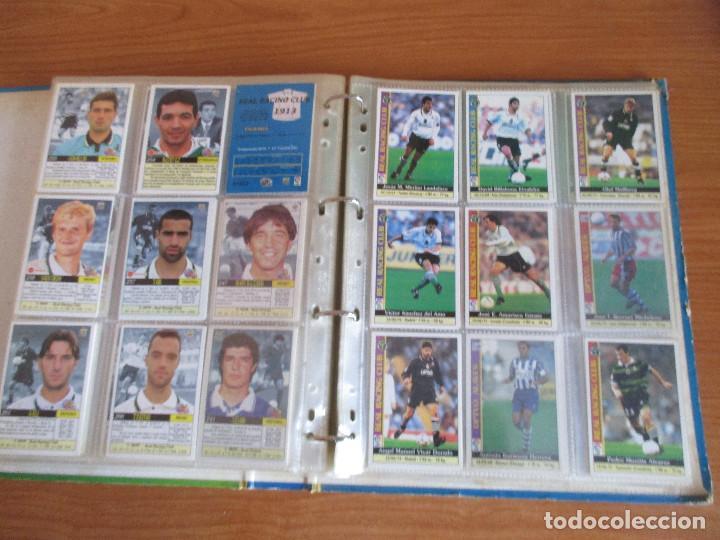 Coleccionismo deportivo: ALBUM LAS FICHAS DE LA LIGA 1999/2000 (CON 405 CROMOS) CAMPEONATO NACIONAL DE LIGA 1ª DIVISION - Foto 34 - 171518562
