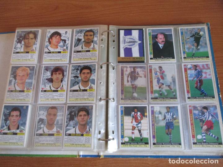 Coleccionismo deportivo: ALBUM LAS FICHAS DE LA LIGA 1999/2000 (CON 405 CROMOS) CAMPEONATO NACIONAL DE LIGA 1ª DIVISION - Foto 35 - 171518562