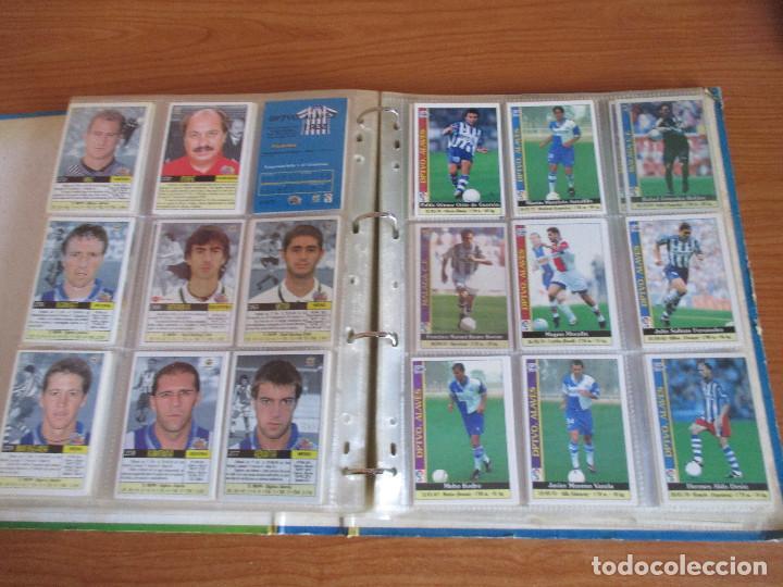 Coleccionismo deportivo: ALBUM LAS FICHAS DE LA LIGA 1999/2000 (CON 405 CROMOS) CAMPEONATO NACIONAL DE LIGA 1ª DIVISION - Foto 36 - 171518562