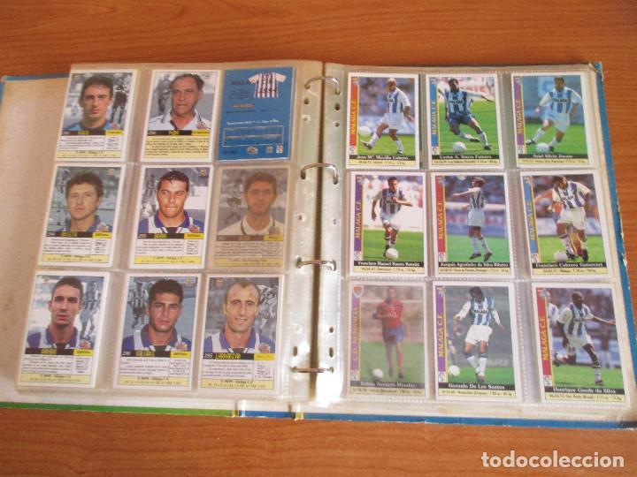 Coleccionismo deportivo: ALBUM LAS FICHAS DE LA LIGA 1999/2000 (CON 405 CROMOS) CAMPEONATO NACIONAL DE LIGA 1ª DIVISION - Foto 38 - 171518562
