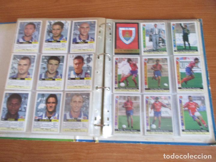 Coleccionismo deportivo: ALBUM LAS FICHAS DE LA LIGA 1999/2000 (CON 405 CROMOS) CAMPEONATO NACIONAL DE LIGA 1ª DIVISION - Foto 39 - 171518562