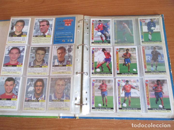 Coleccionismo deportivo: ALBUM LAS FICHAS DE LA LIGA 1999/2000 (CON 405 CROMOS) CAMPEONATO NACIONAL DE LIGA 1ª DIVISION - Foto 40 - 171518562