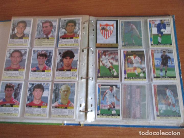 Coleccionismo deportivo: ALBUM LAS FICHAS DE LA LIGA 1999/2000 (CON 405 CROMOS) CAMPEONATO NACIONAL DE LIGA 1ª DIVISION - Foto 41 - 171518562