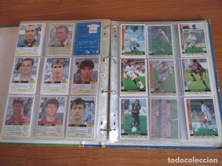 Coleccionismo deportivo: ALBUM LAS FICHAS DE LA LIGA 1999/2000 (CON 405 CROMOS) CAMPEONATO NACIONAL DE LIGA 1ª DIVISION - Foto 42 - 171518562