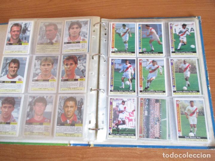Coleccionismo deportivo: ALBUM LAS FICHAS DE LA LIGA 1999/2000 (CON 405 CROMOS) CAMPEONATO NACIONAL DE LIGA 1ª DIVISION - Foto 44 - 171518562