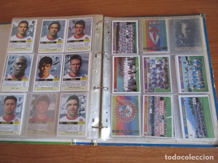 Coleccionismo deportivo: ALBUM LAS FICHAS DE LA LIGA 1999/2000 (CON 405 CROMOS) CAMPEONATO NACIONAL DE LIGA 1ª DIVISION - Foto 45 - 171518562