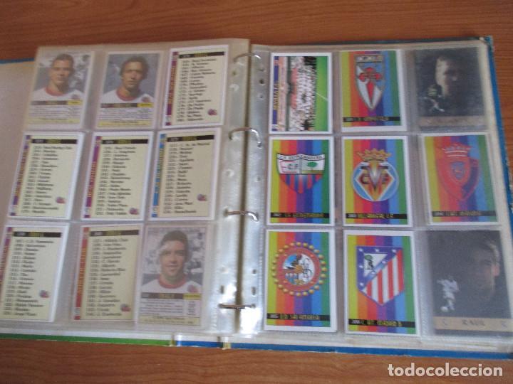 Coleccionismo deportivo: ALBUM LAS FICHAS DE LA LIGA 1999/2000 (CON 405 CROMOS) CAMPEONATO NACIONAL DE LIGA 1ª DIVISION - Foto 47 - 171518562
