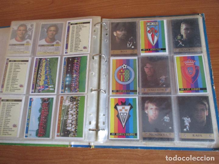 Coleccionismo deportivo: ALBUM LAS FICHAS DE LA LIGA 1999/2000 (CON 405 CROMOS) CAMPEONATO NACIONAL DE LIGA 1ª DIVISION - Foto 48 - 171518562