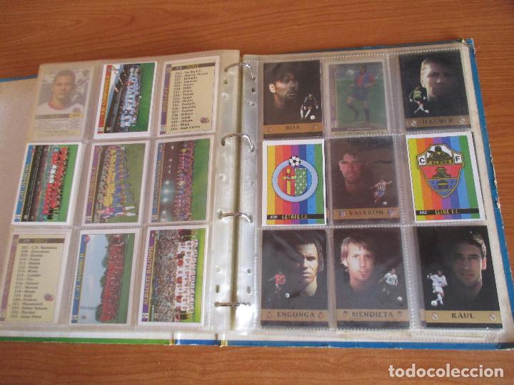 Coleccionismo deportivo: ALBUM LAS FICHAS DE LA LIGA 1999/2000 (CON 405 CROMOS) CAMPEONATO NACIONAL DE LIGA 1ª DIVISION - Foto 49 - 171518562