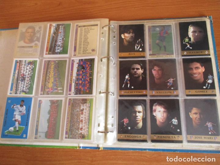 Coleccionismo deportivo: ALBUM LAS FICHAS DE LA LIGA 1999/2000 (CON 405 CROMOS) CAMPEONATO NACIONAL DE LIGA 1ª DIVISION - Foto 50 - 171518562