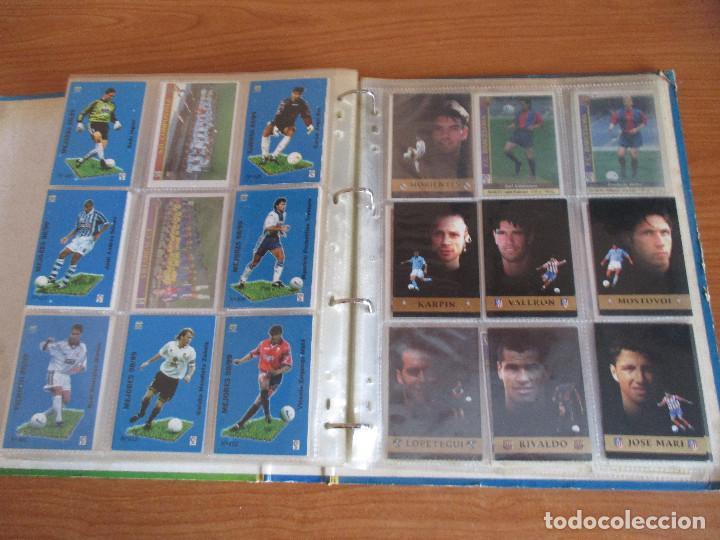 Coleccionismo deportivo: ALBUM LAS FICHAS DE LA LIGA 1999/2000 (CON 405 CROMOS) CAMPEONATO NACIONAL DE LIGA 1ª DIVISION - Foto 51 - 171518562