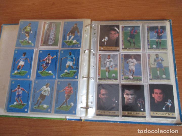Coleccionismo deportivo: ALBUM LAS FICHAS DE LA LIGA 1999/2000 (CON 405 CROMOS) CAMPEONATO NACIONAL DE LIGA 1ª DIVISION - Foto 52 - 171518562