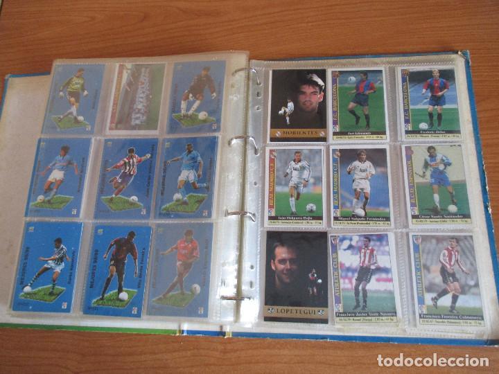 Coleccionismo deportivo: ALBUM LAS FICHAS DE LA LIGA 1999/2000 (CON 405 CROMOS) CAMPEONATO NACIONAL DE LIGA 1ª DIVISION - Foto 53 - 171518562