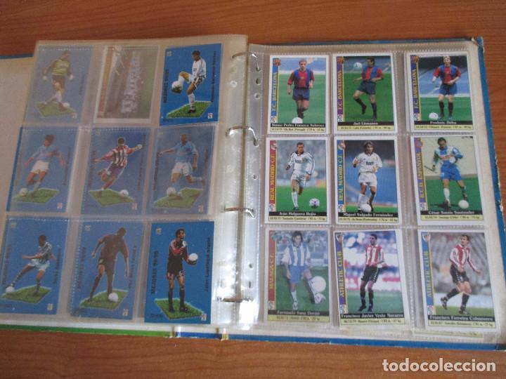 Coleccionismo deportivo: ALBUM LAS FICHAS DE LA LIGA 1999/2000 (CON 405 CROMOS) CAMPEONATO NACIONAL DE LIGA 1ª DIVISION - Foto 54 - 171518562