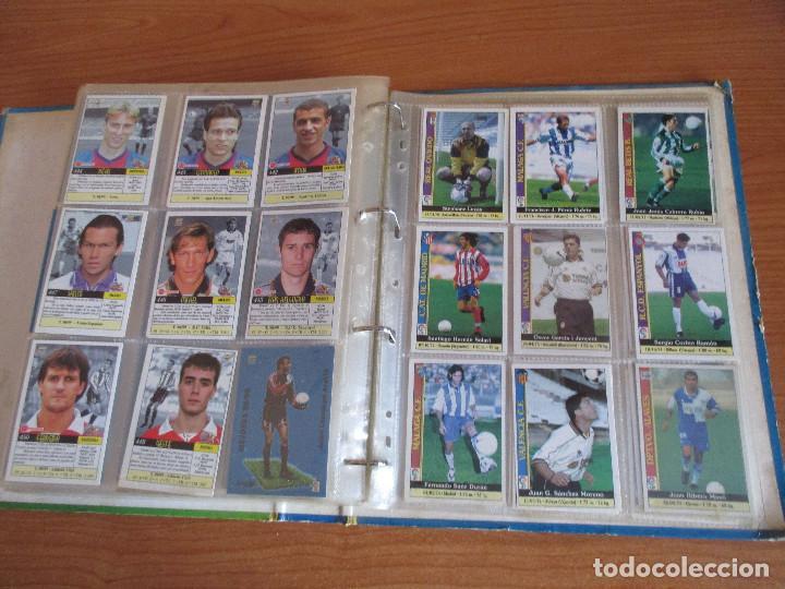 Coleccionismo deportivo: ALBUM LAS FICHAS DE LA LIGA 1999/2000 (CON 405 CROMOS) CAMPEONATO NACIONAL DE LIGA 1ª DIVISION - Foto 55 - 171518562
