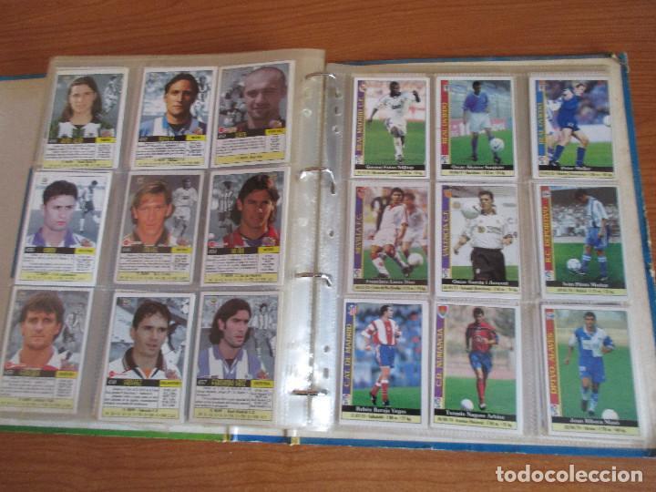 Coleccionismo deportivo: ALBUM LAS FICHAS DE LA LIGA 1999/2000 (CON 405 CROMOS) CAMPEONATO NACIONAL DE LIGA 1ª DIVISION - Foto 56 - 171518562