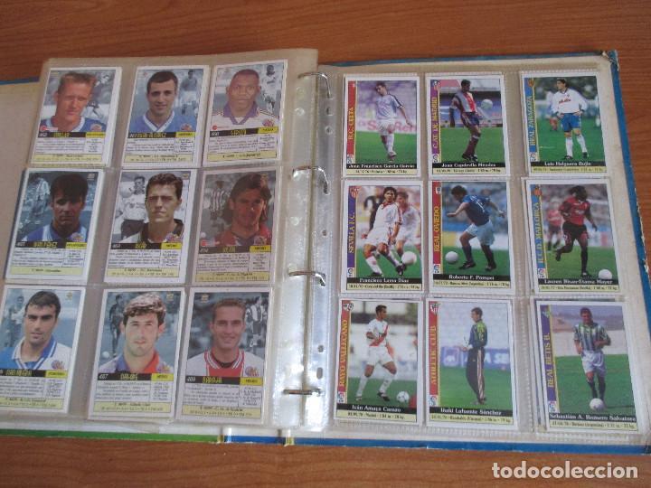 Coleccionismo deportivo: ALBUM LAS FICHAS DE LA LIGA 1999/2000 (CON 405 CROMOS) CAMPEONATO NACIONAL DE LIGA 1ª DIVISION - Foto 57 - 171518562