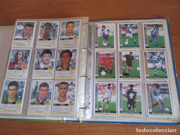 Coleccionismo deportivo: ALBUM LAS FICHAS DE LA LIGA 1999/2000 (CON 405 CROMOS) CAMPEONATO NACIONAL DE LIGA 1ª DIVISION - Foto 58 - 171518562