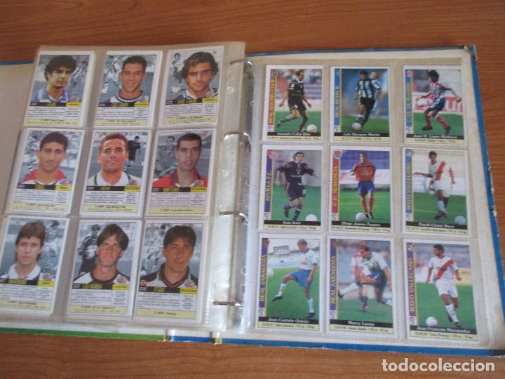 Coleccionismo deportivo: ALBUM LAS FICHAS DE LA LIGA 1999/2000 (CON 405 CROMOS) CAMPEONATO NACIONAL DE LIGA 1ª DIVISION - Foto 59 - 171518562