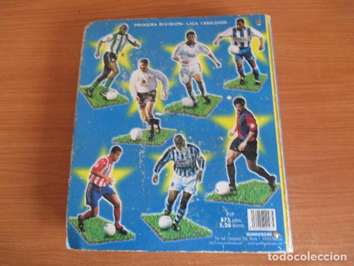 Coleccionismo deportivo: ALBUM LAS FICHAS DE LA LIGA 1999/2000 (CON 405 CROMOS) CAMPEONATO NACIONAL DE LIGA 1ª DIVISION - Foto 61 - 171518562