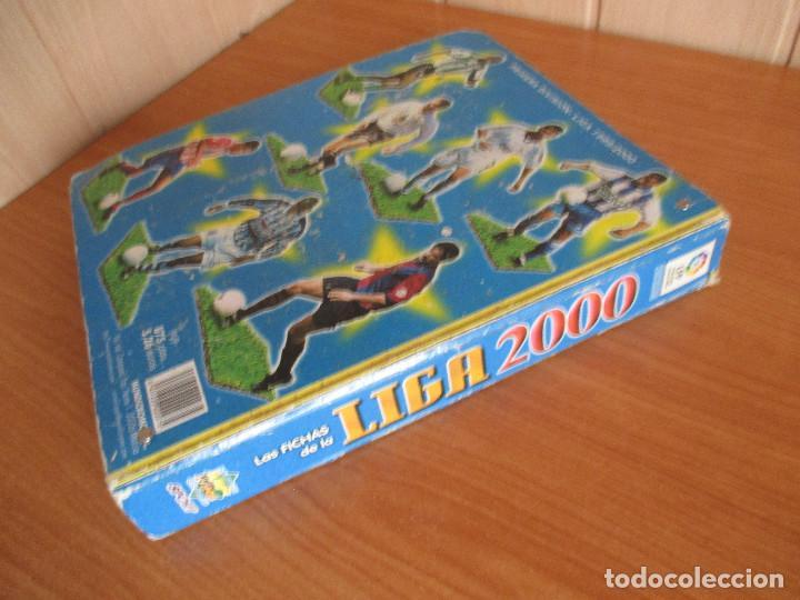Coleccionismo deportivo: ALBUM LAS FICHAS DE LA LIGA 1999/2000 (CON 405 CROMOS) CAMPEONATO NACIONAL DE LIGA 1ª DIVISION - Foto 62 - 171518562