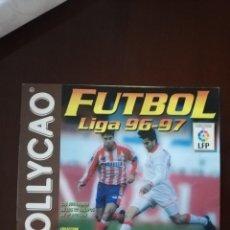 Coleccionismo deportivo: ÁLBUM VACÍO DE BOLLYCAO 96 97 1996 1997. . Lote 171685412