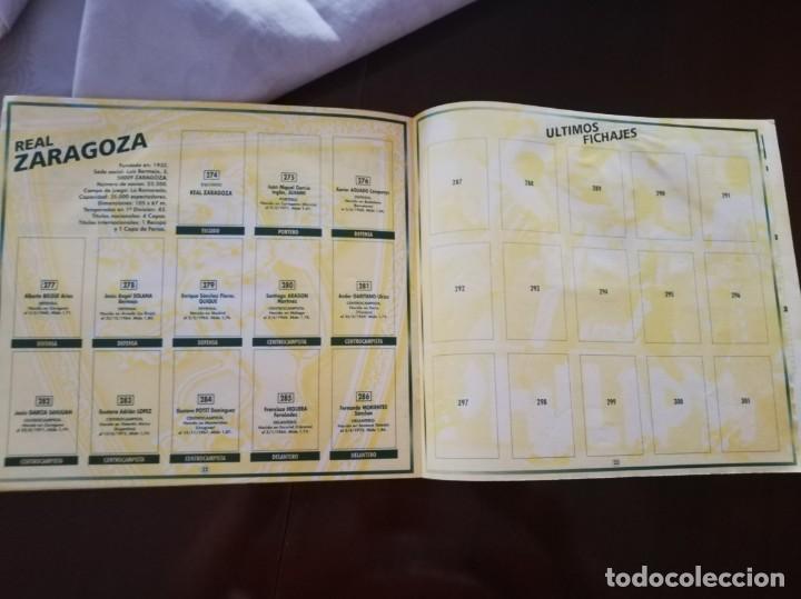 Coleccionismo deportivo: Álbum vacío de Bollycao 96 97 1996 1997. - Foto 5 - 171685412