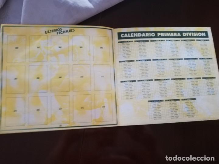 Coleccionismo deportivo: Álbum vacío de Bollycao 96 97 1996 1997. - Foto 6 - 171685412