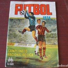 Coleccionismo deportivo: ALBUM FUTBOL LIGA 1974 RUIZ ROMERO - VACIO - ENVIO GRATIS . Lote 171809608