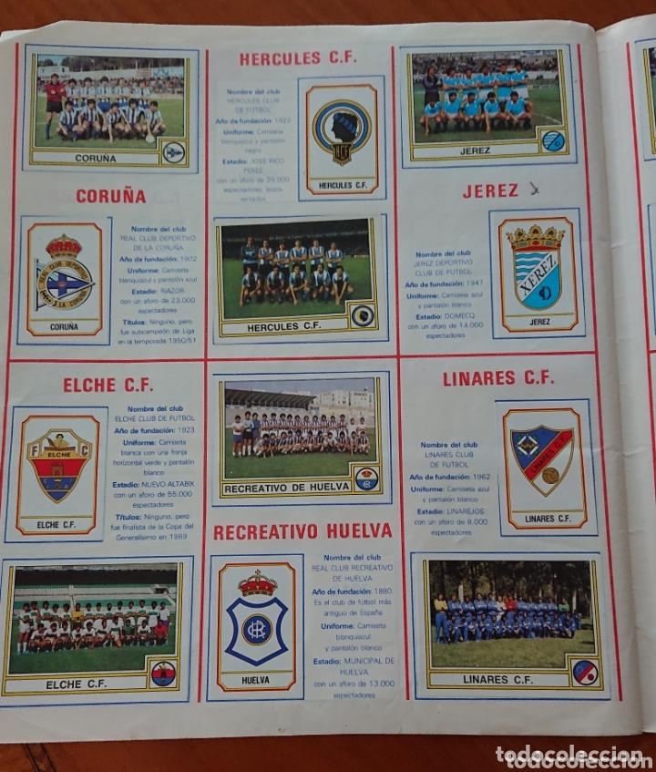 Coleccionismo deportivo: Fútbol 83,Panini, Incompleto con 396 cromos - Foto 3 - 172247252