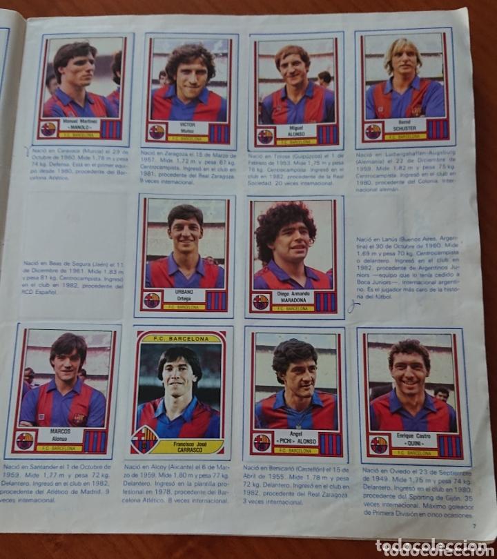 Coleccionismo deportivo: Fútbol 83,Panini, Incompleto con 396 cromos - Foto 4 - 172247252