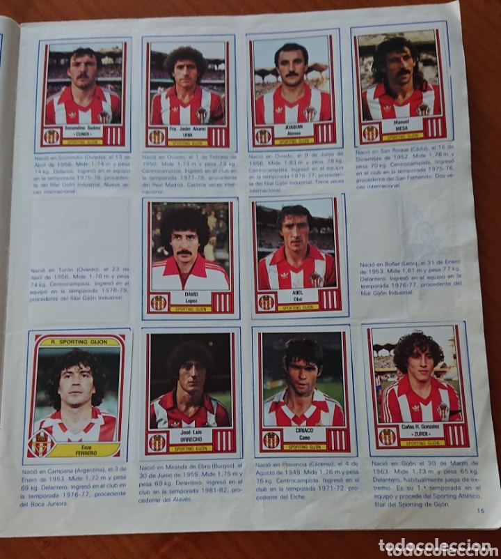 Coleccionismo deportivo: Fútbol 83,Panini, Incompleto con 396 cromos - Foto 5 - 172247252