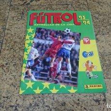 Coleccionismo deportivo: ÁLBUM DE CROMOS, TEMPORADA 93-94, PANINI, INCOMPLETO . Lote 172279408