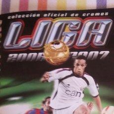 Coleccionismo deportivo: ÁLBUM DE CROMOS DE LA LIGA ESTE 2006 2007 06 07. MUY COMPLETO. CON 501 CROMOS. Lote 172420273