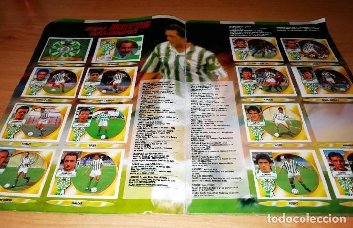 Coleccionismo deportivo: ALBUM EDICIONES ESTE TEMPORADA 1994 1995 --- FOTOS DE TODAS LAS HOJAS --- MUCHOS CROMOS - Foto 5 - 172623235