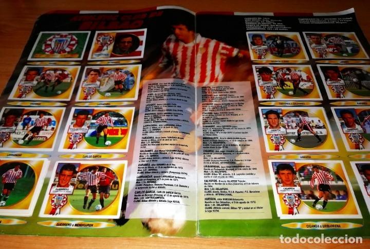 Coleccionismo deportivo: ALBUM EDICIONES ESTE TEMPORADA 1994 1995 --- FOTOS DE TODAS LAS HOJAS --- MUCHOS CROMOS - Foto 7 - 172623235