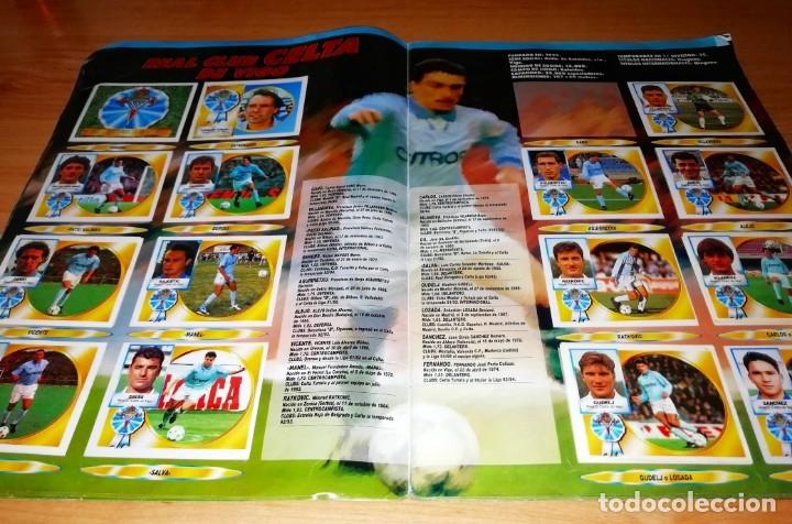 Coleccionismo deportivo: ALBUM EDICIONES ESTE TEMPORADA 1994 1995 --- FOTOS DE TODAS LAS HOJAS --- MUCHOS CROMOS - Foto 8 - 172623235