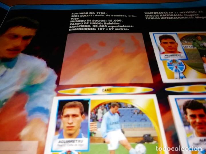 Coleccionismo deportivo: ALBUM EDICIONES ESTE TEMPORADA 1994 1995 --- FOTOS DE TODAS LAS HOJAS --- MUCHOS CROMOS - Foto 9 - 172623235