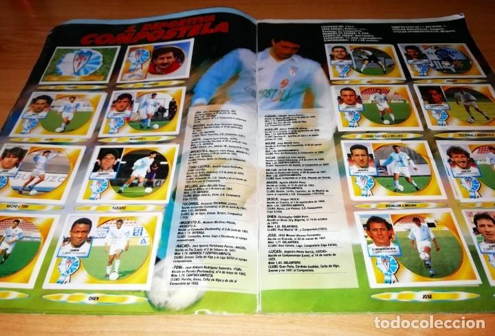 Coleccionismo deportivo: ALBUM EDICIONES ESTE TEMPORADA 1994 1995 --- FOTOS DE TODAS LAS HOJAS --- MUCHOS CROMOS - Foto 10 - 172623235