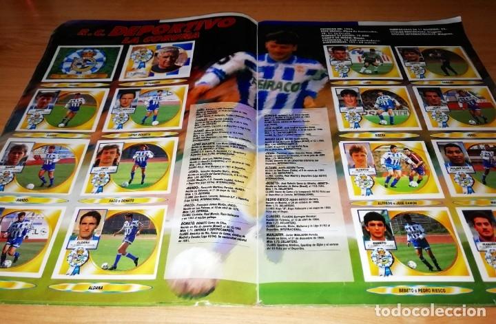 Coleccionismo deportivo: ALBUM EDICIONES ESTE TEMPORADA 1994 1995 --- FOTOS DE TODAS LAS HOJAS --- MUCHOS CROMOS - Foto 11 - 172623235