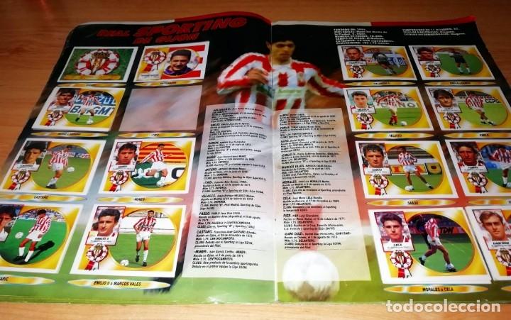 Coleccionismo deportivo: ALBUM EDICIONES ESTE TEMPORADA 1994 1995 --- FOTOS DE TODAS LAS HOJAS --- MUCHOS CROMOS - Foto 13 - 172623235