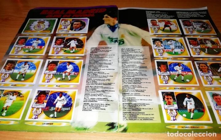 Coleccionismo deportivo: ALBUM EDICIONES ESTE TEMPORADA 1994 1995 --- FOTOS DE TODAS LAS HOJAS --- MUCHOS CROMOS - Foto 18 - 172623235