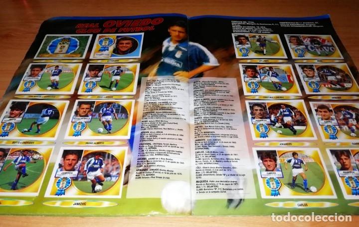 Coleccionismo deportivo: ALBUM EDICIONES ESTE TEMPORADA 1994 1995 --- FOTOS DE TODAS LAS HOJAS --- MUCHOS CROMOS - Foto 19 - 172623235