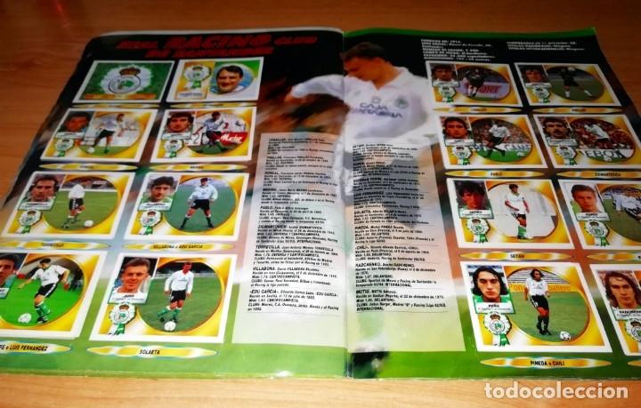 Coleccionismo deportivo: ALBUM EDICIONES ESTE TEMPORADA 1994 1995 --- FOTOS DE TODAS LAS HOJAS --- MUCHOS CROMOS - Foto 20 - 172623235