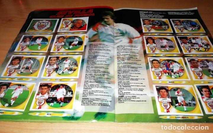 Coleccionismo deportivo: ALBUM EDICIONES ESTE TEMPORADA 1994 1995 --- FOTOS DE TODAS LAS HOJAS --- MUCHOS CROMOS - Foto 21 - 172623235